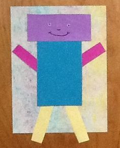 Rectangle Art For Preschool Google Search Preschool