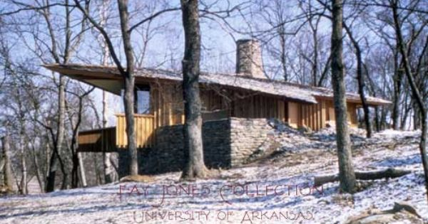 Fay Jones Collection University Of Arkansas Libraries Architecture Modern Architecture Architect
