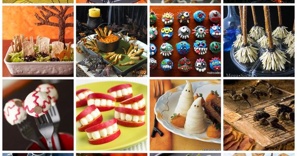 kid halloween party ideas | Halloween Ideas 1000x1000 20 Fun And Spooky