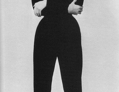 Audrey Hepburn 'Sabrina' actress and Dancer