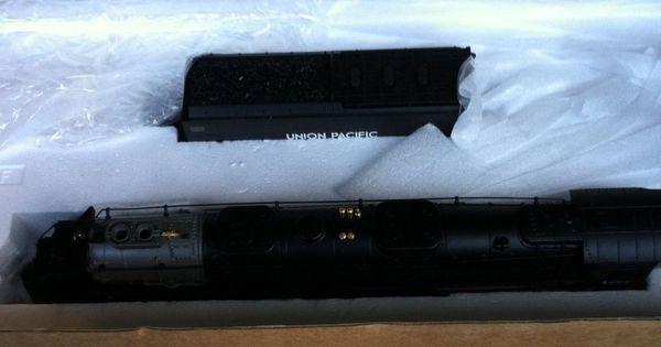 K Line O Scale Train Set Up Big Boy Amp Tender K3790 4009w