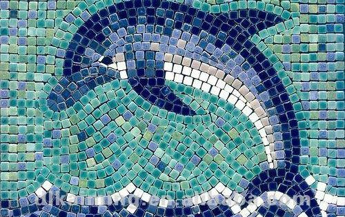 Dise o de dibujo del mosaico mosaicos pinterest for Disenos para mosaicos