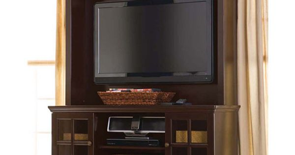 Better Homes And Gardens Espresso Tv Stand With Hutch For