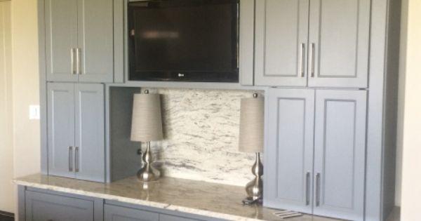 Gray Cabinets Af 705 Cinder From Benjamin Moore S Affinity