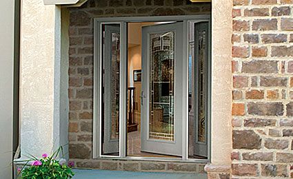 Therma Tru Doors Entry Patio Light Commercial Doors Choose From A Wide Variety Of Do Residential Exterior Doors Fiberglass Exterior Doors Fiberglass Door