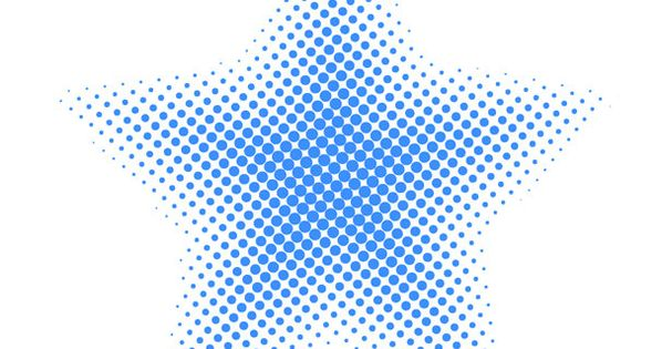 how to create halftone dots in illustrator