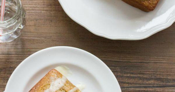 Non-alcoholic) Bananas Foster Bread | Recipe | Non alcoholic, Banana ...