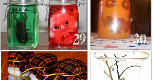 Mason Jar Crafts (and gift ideas)