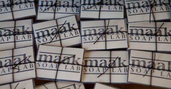 maak soap lab - soap sample packaging | Soap Love | Pinterest ...