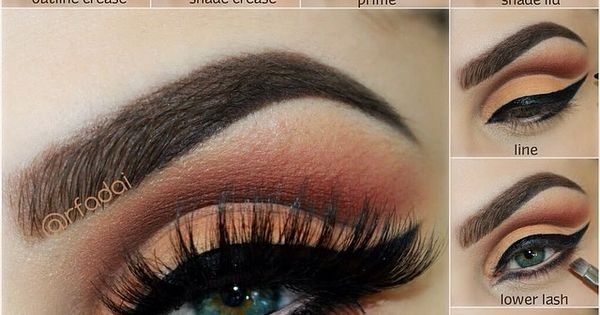 #gorgeous pretty beauty makeup nude pastel Lashes eyeshadow brow