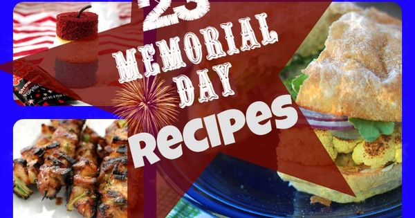 memorial day recipes food network
