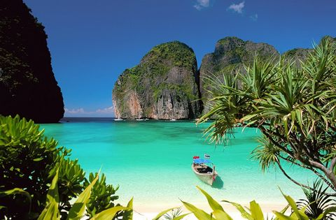 Bangkok to Angthong National Marine Park with Kayaking and Snorkling  Don't