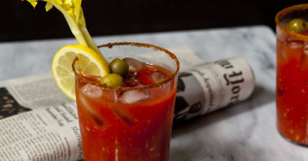 Brunch Bloody Mary Recipe