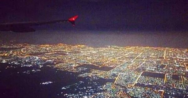 Arial View Airplane View Views Jeddah