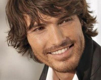 Medium Length Mens Haircuts New Celebrity Hairstyles Alex Pinterest Medium Length