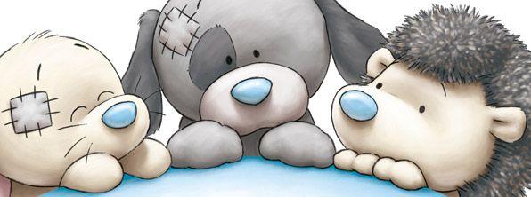 øhhh Je Craque Je Craque Trop Chøuuu Blue Nose Friends Tatty Teddy Friends Characters