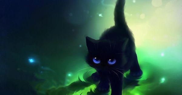 amazing anime backgrounds black cat anime wallpaper