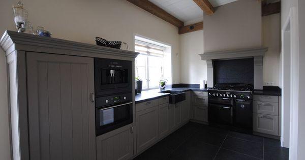 Taupe grijze kleur keuken keuken pinterest taupe keuken en kleur - Grijze ruimte en t aupe ...