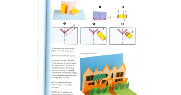 Pop-up design and paper mechanics how to make folding paper sculpture