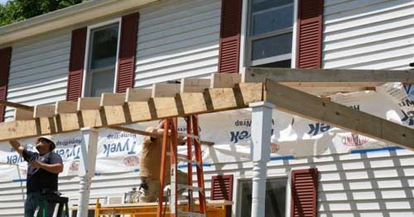 Building A Porch Roof Porch Roof Framing Building A Porch Porch Roof Porch Roof Construction