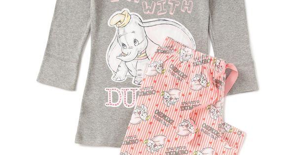 Dumbo Pyjama Set   Women   George at ASDA   Love my PJ's ...