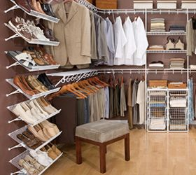 Wire Closet Shelving Wire Closet Organizers And Systems Wire