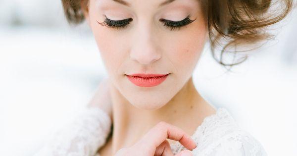 #Wedding makeup look inspiration - check out Baobella Pinterest for more wedding