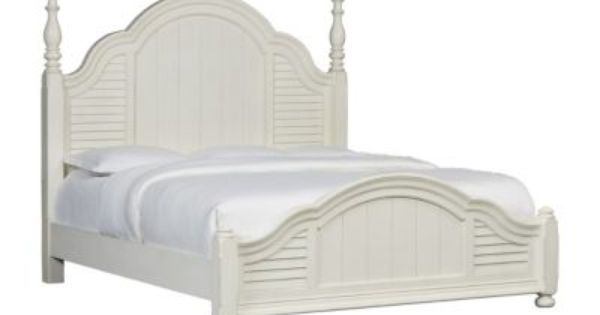 Bedrooms Welcome Home King Poster Bed Weathered White Bedrooms Havertys Furniture
