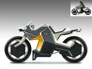 Bike Bike Motorbike Design Concept Motorcycles