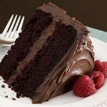 Dairy Free Rich Chocolate Cake