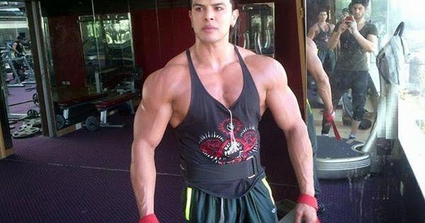 Sahil Khan Body Photo: Sahil Khan Body Workouts