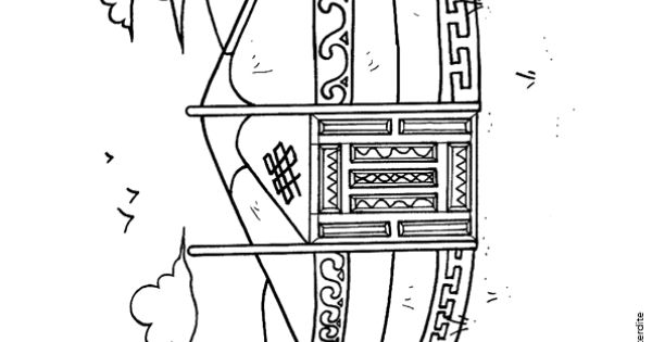 mongol book coloring pages - photo#17