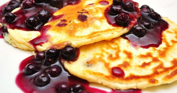 Find out an amazing Quark only pancake recipe for ...