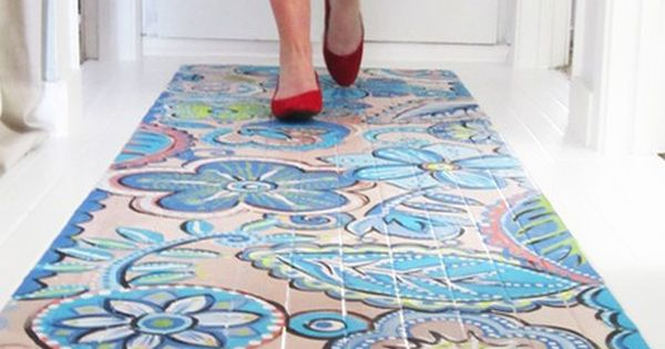 painted floors | Love it or Leave it | Painted Wood Floors