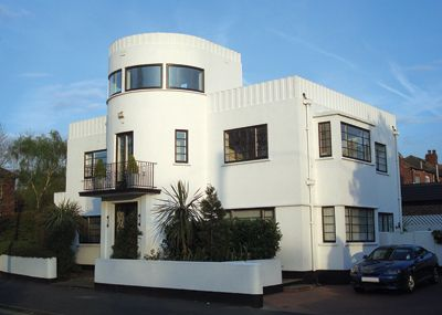 Art Deco House Art Deco Home Art Deco Architecture Art Deco Buildings