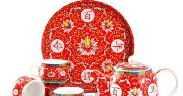 Marital Bliss Chinese Wedding Teapot Set Singapore Chinese Tea Set Chinese Wedding Tea Ceremony Wedding Tea