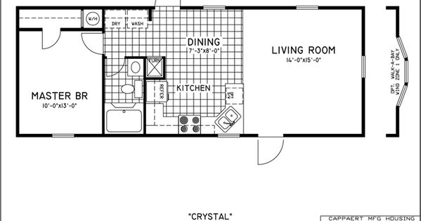 Floor Plans 600 Sq Ft Casita Ideas Ada Compliant