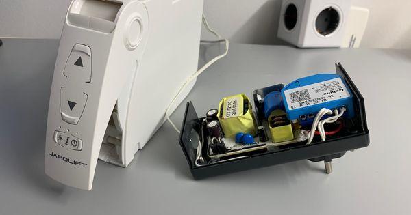 Z Wave Gurtwickler Elektrischen Gurtwickler Selbst Modifizieren Elektrisch Elektrische Jalousien Elektro