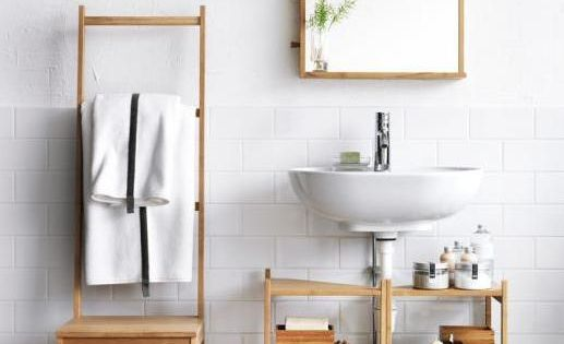 IKEA Ideas For A Small Bathroom Bungalow5 Under Sink Storage