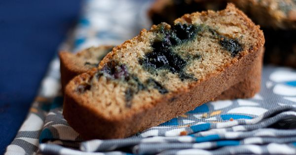 Bourbon, Blueberries and Butter on Pinterest