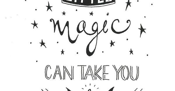 Citaten Roald Dahl : Magic roald dahl typographie pinterest hocus pocus