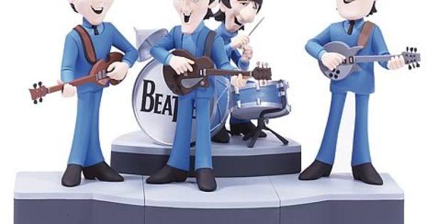 Beatles Animated Series 1 Mcfarlane Toys The Beatles Mcfarlane Toys Animation Series