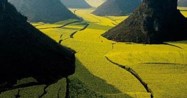 La Chine éternelle - Yunnan, China