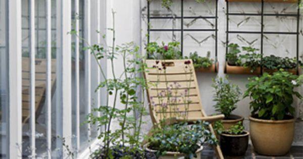 Espace Vert Jardin Outdoor Beautiful Gardens Pinterest Loft