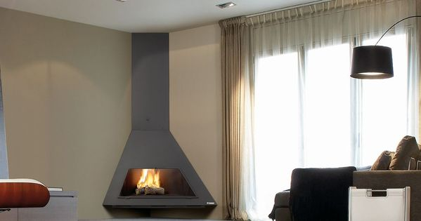 30 chimeneas de dise o chimeneas ideas tips idea - Chimenea de diseno ...