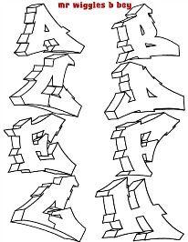 Graffiti Lessons Graffiti Lettering Graffiti Lettering Alphabet