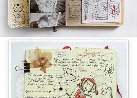 ::sketchbook inspiration::