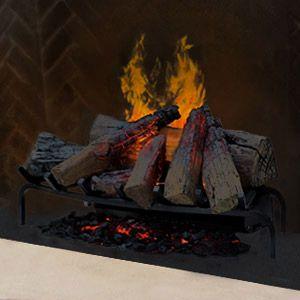 Dimplex 28 Inch Opti Myst Electric Fireplace Log Set Dlgm29