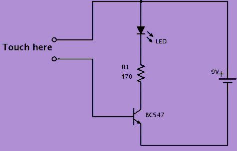 Simple Electronic Circuits For Beginners And Engineering Students Electronics Circuit Simple Electronic Circuits Circuit