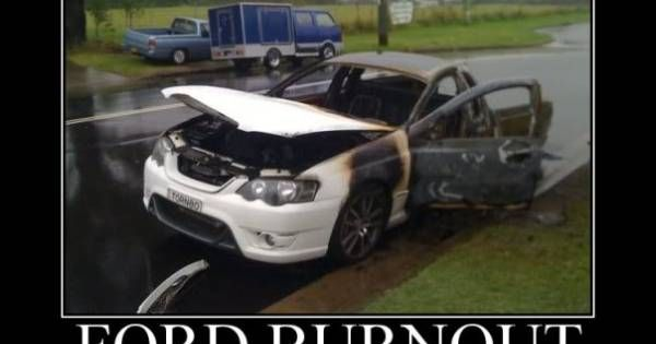 Ford Burnout - Car humor | funny images | Pinterest | Cars, Other ...